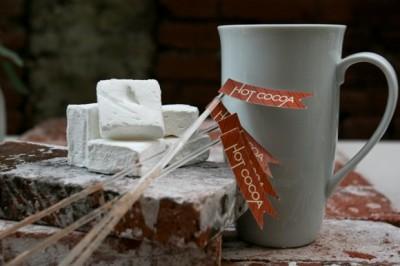 Winter Wedding Ideas - Hot Cocoa bar