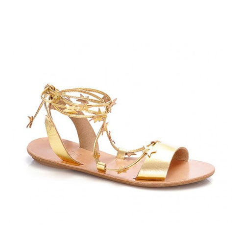 Starla Ankle-Wrapped Sandal