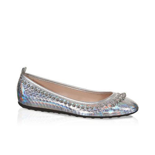 Tod's Ballerina Flats in Python